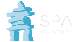 Logo - Spa des neiges - horizontal